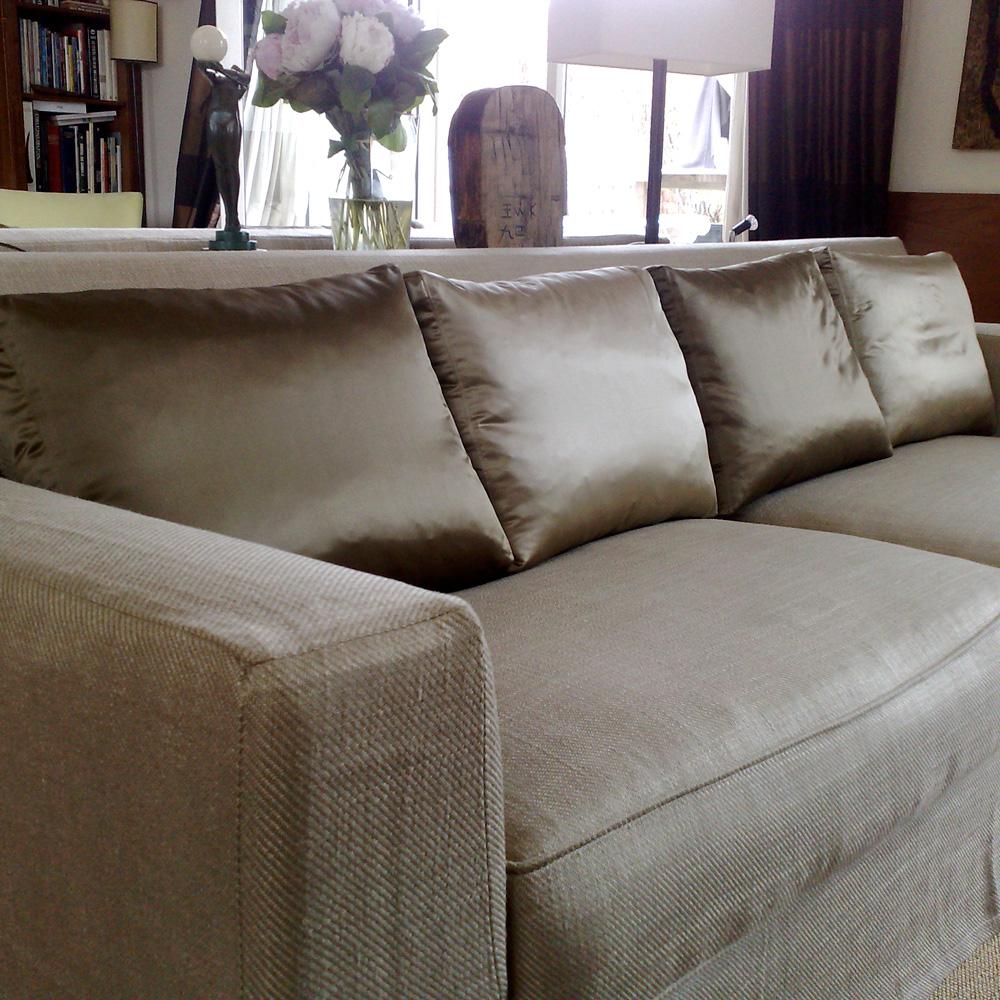 Housse de canapé «Pantaleria sofa» de Christian Liaigre