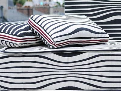 tissu d'ameublement Jean Paul Gaultier pour Housse de Canapé sur Mesure