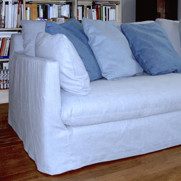 housse de canapé sur mesure roche bobois