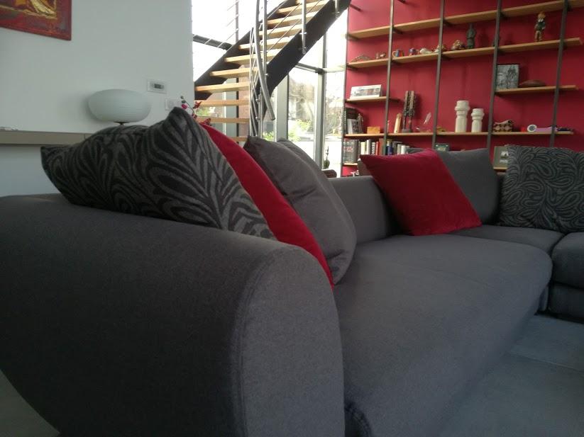 housse de canapé sur mesure canapé d'angle