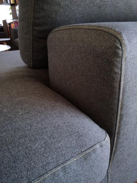 housse de canapé sur mesure canapé d'angle roche bobois