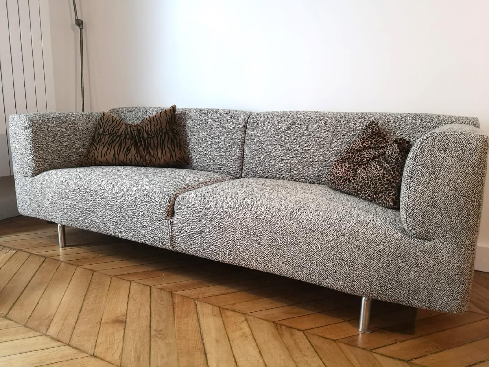 Housse de canapé sur mesure : met de Cassina
