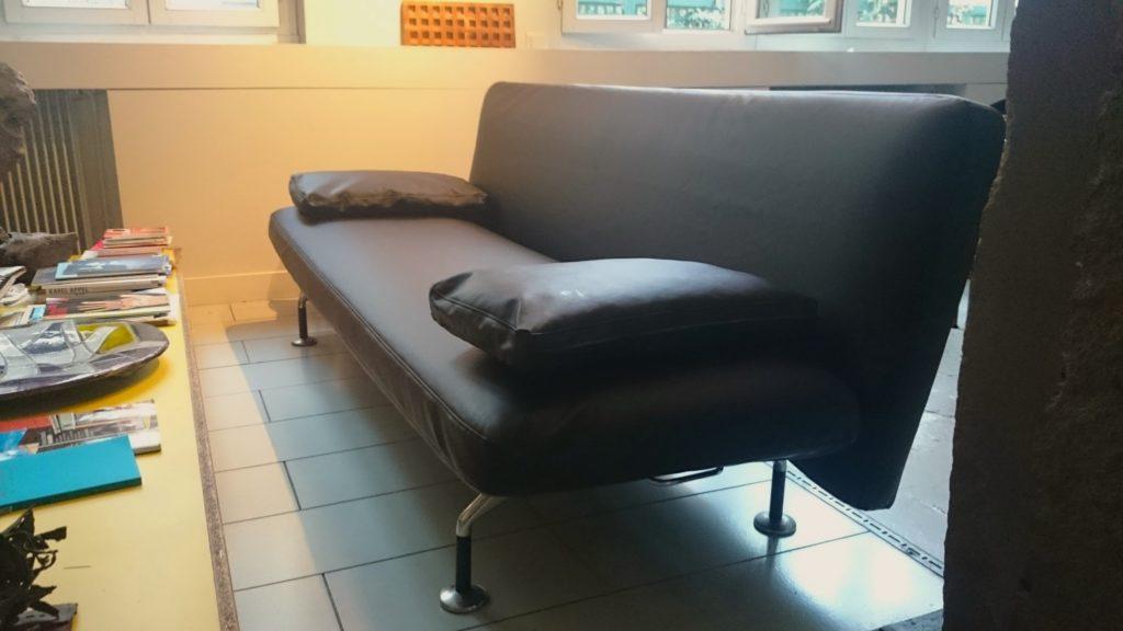 housse de canape en skai